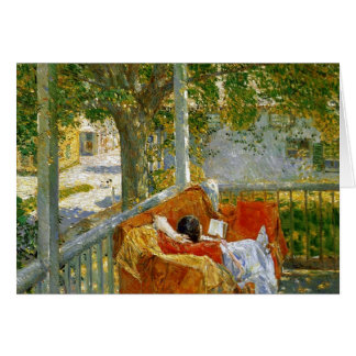 Couch on the Porch Card