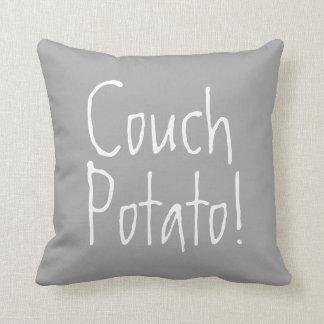 Couch Potato! Accent Pillow