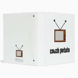 Couch Potato Binder