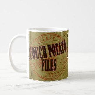 Couch Potato Files The Mug