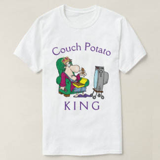 Couch Potato King T-Shirt