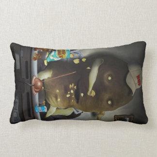Couch Potato Lumbar Pillow