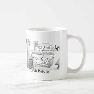 Couch Potato mug