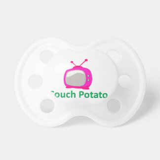 couch potato pacifier
