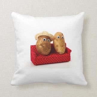 Couch potato pillow