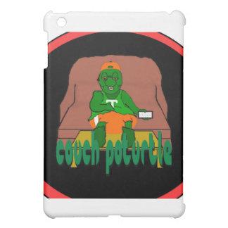 Couch PoTurtle iPad Case