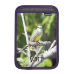 Couch's Kingbird of the Yucatan Sleeve For iPad Mini