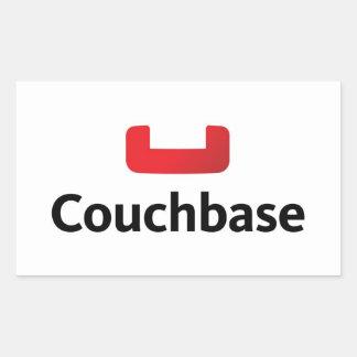 Couchbase laptop sticker