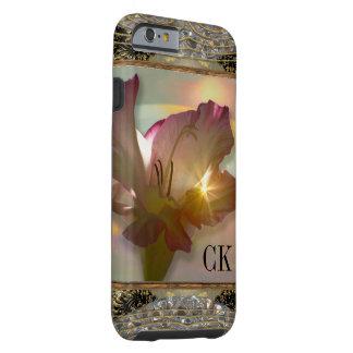 couché du soleil 6/6s floral funda resistente iPhone 6
