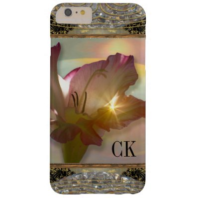 couché du soleil Floral Barely There iPhone 6 Plus Case