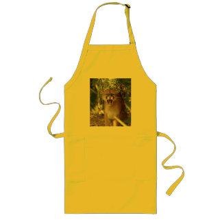 Cougar 001 long apron
