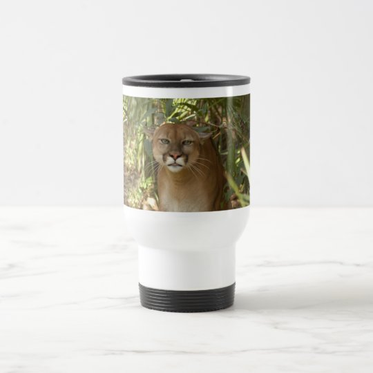 Cougar 002 travel mug