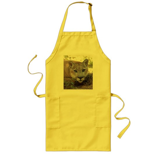 Cougar 006 long apron