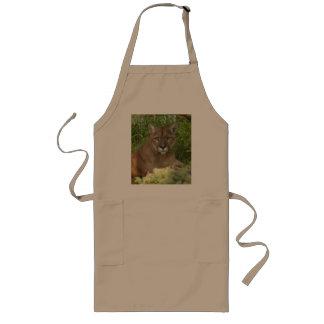 Cougar 016 long apron