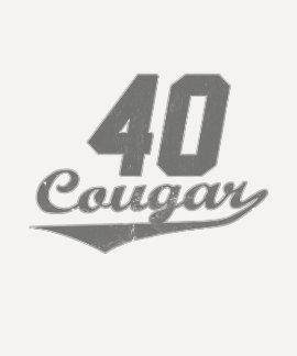 Cougar 40 t shirts