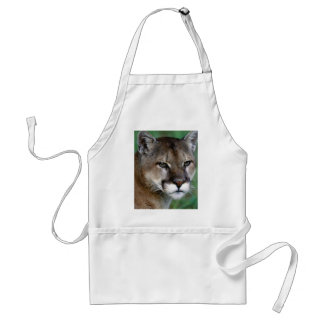 cougar adult apron