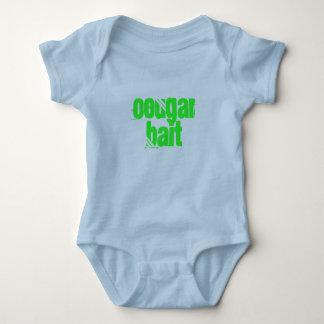 Cougar Bait Baby Bodysuit