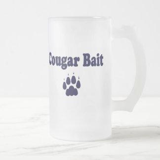 Cougar Bait Beer Mug