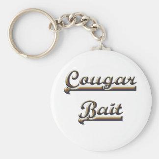 COUGAR BAIT KEY CHAINS