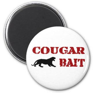 Cougar Bait Magnet