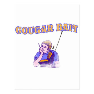 Cougar Bait Postcards