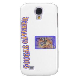Cougar Catcher Galaxy S4 Cover