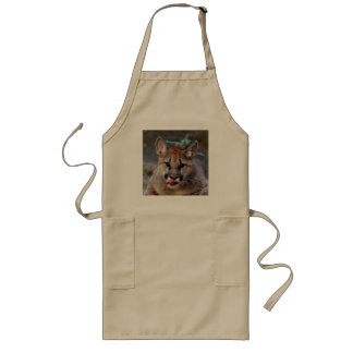 cougar-cub10x10 long apron