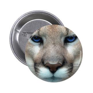Cougar cub button