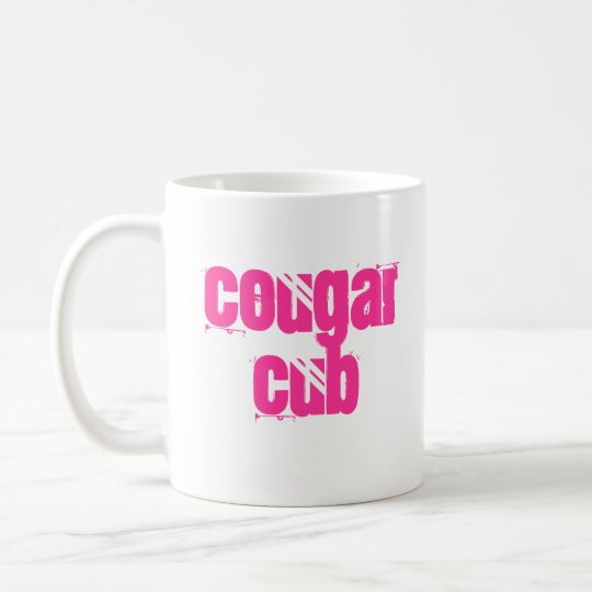 Cougar Cub Coffee Mug