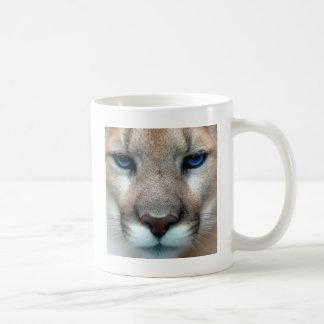 Cougar cub coffee mug