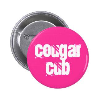 Cougar Cub Pins