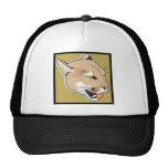 cougar from junglewalk.com trucker hat