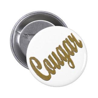 Cougar - Furry Text Button