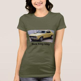 cougar, Here kitty kitty T-Shirt