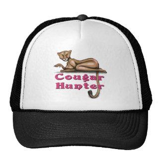 Cougar Hunter Trucker Hat