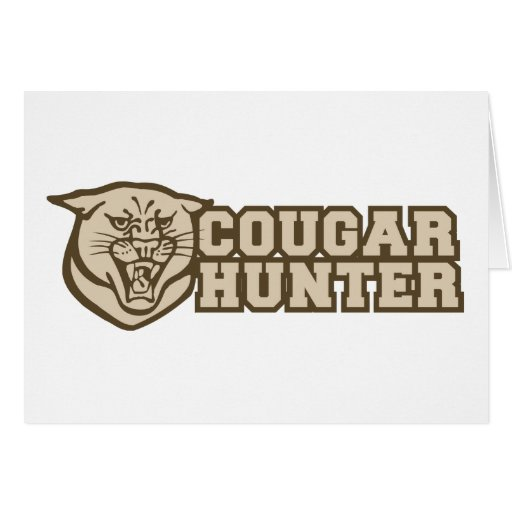 Cougar Hunter - milf hunter Card