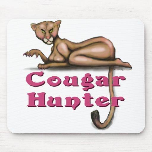Cougar Hunter Mouse Pad