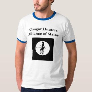 Cougar Hunter (not that kind of cougar) T-Shirt