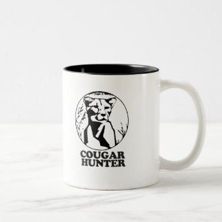 COUGAR HUNTER T-shirt Mug