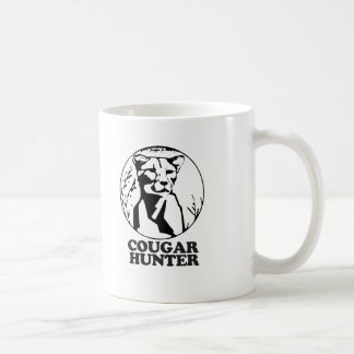 COUGAR HUNTER T-shirt Mugs