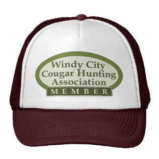 Cougar Hunting Hat 1