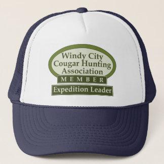 Cougar Hunting Hat 2