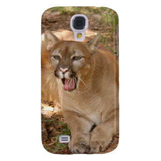 Cougar i galaxy s4 cover