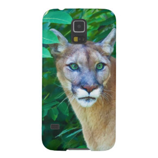 Cougar in the Jungle Case For Galaxy S5