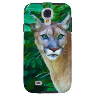 Cougar in the Jungle Galaxy S4 Case