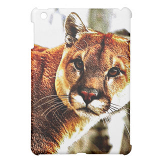 Cougar In The Woods Case For The iPad Mini