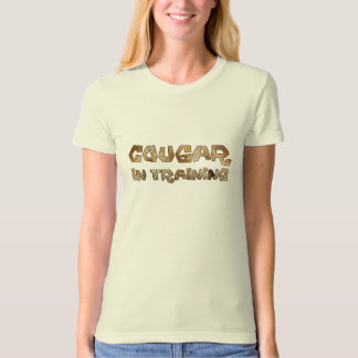 Cougar in Training T Shirt