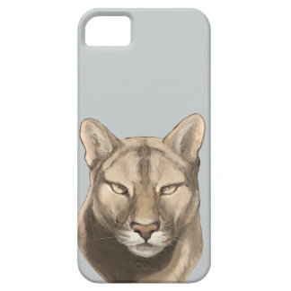 'Cougar' iPhone SE/5/5s Case