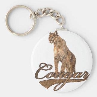 Cougar Key Chains