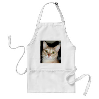 COUGAR KITTY ADULT APRON